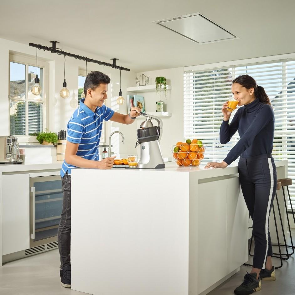 the Juicer kitchen